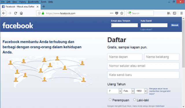 Cara Menonaktifkan Facebook Sementara dan Secara Permanen 2019