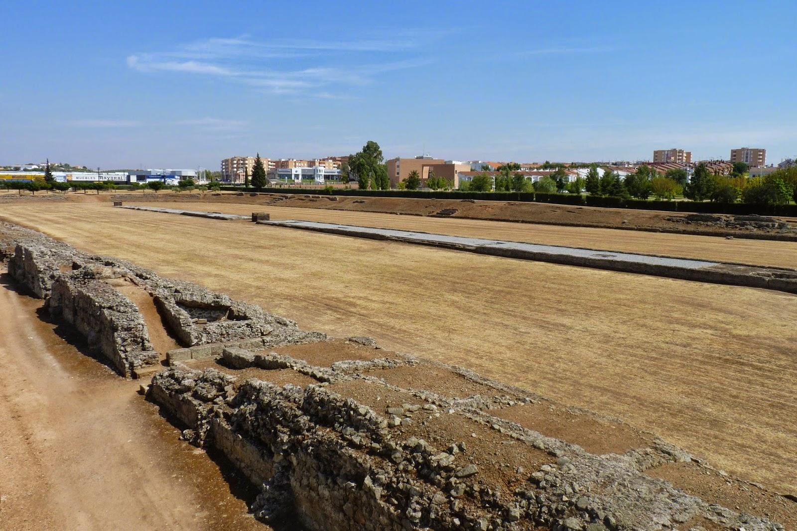 Mérida, Circo Romano o Hipódromo.