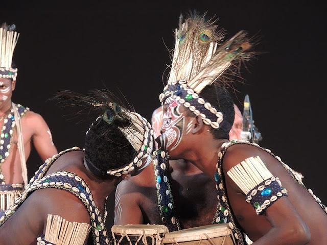 Dhamal dance Siddi Tribe
