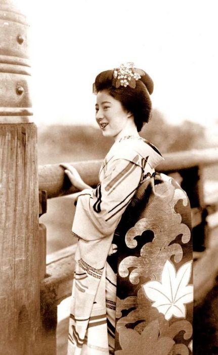 Vintage Geisha Photos Vintage Everyday