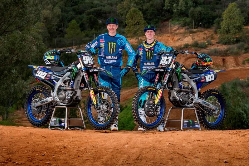 Monster Energy Kemea Yamaha MX2 buscará más podios con Watson y Geerts -  RECTA PRINCIPAL