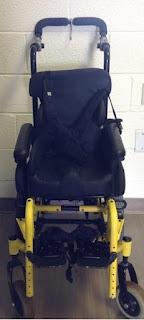 Pediatric Tilt Wheelchair picture
