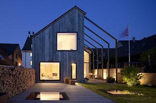 Modern Living in a Modern House