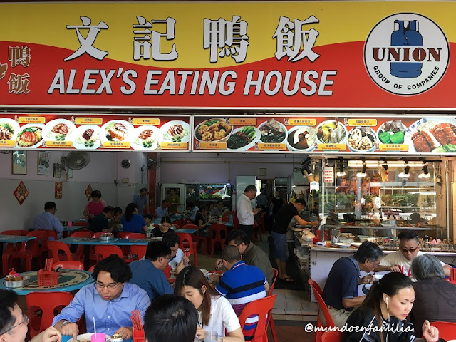 Alex's Eating House