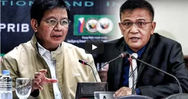 Sen. Lacson Pinatunayan Na Corrupt Si Nicanor Faeldon.PANOORIN