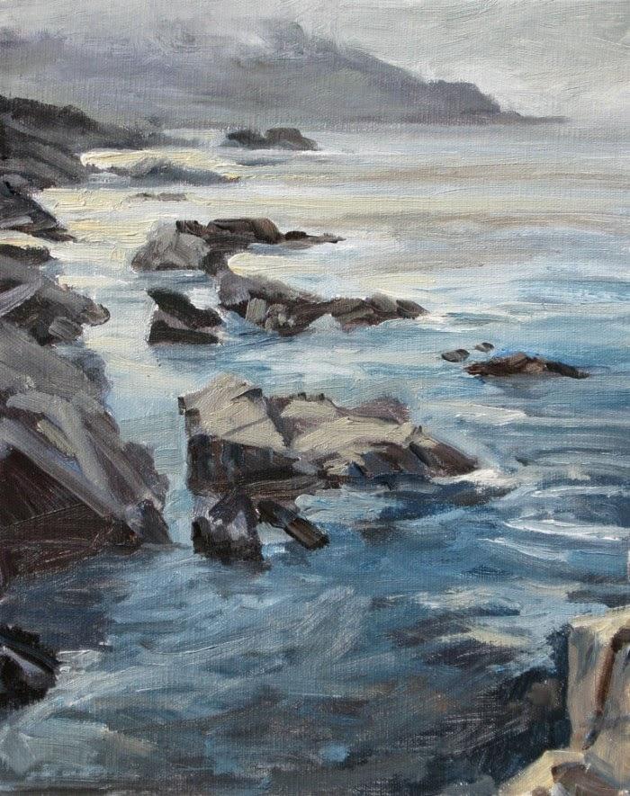 Американский художник. Christopher Westfall