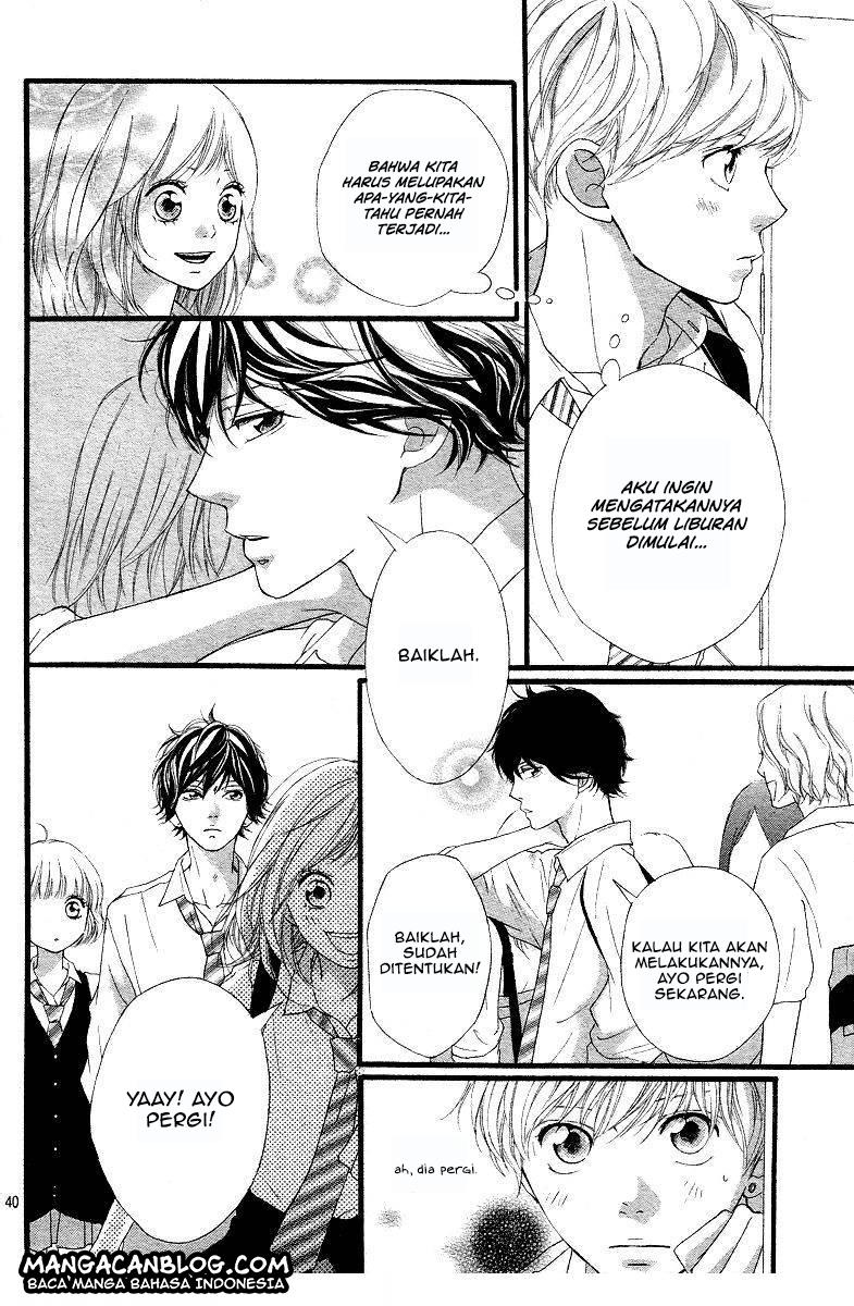 Ao Haru Ride Chapter 14-41