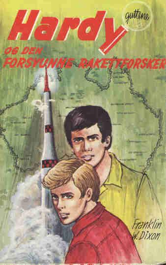 Hardyguttene og den forsvunne rakettforsker