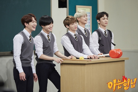 Shinee episode of knowing brother makes fans uncomfortable k pann the reason why shawols are sensitive on knowing brother issue stopboris Image collections