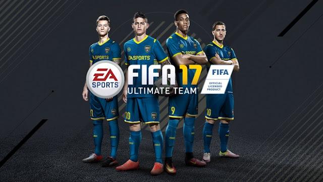 أخيرا لعبة FIFA Mobile 2017 متوفرة على الهاتف