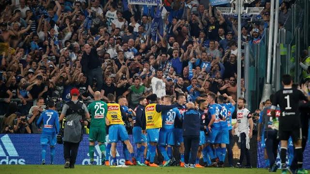 Agen Bola Piala Dunia 2018 - Fans Napoli Terlalu Berlebihan Rayakan Kemenangan atas Juventus
