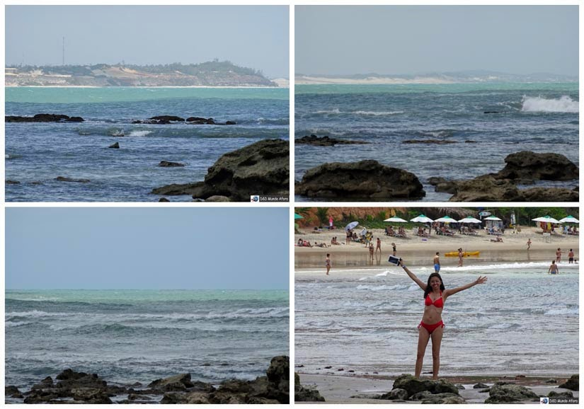 Baía dos Golfinhos - Rio Grande do Norte