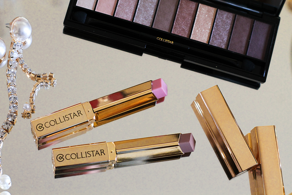 Gloss collistar make up estate 2018