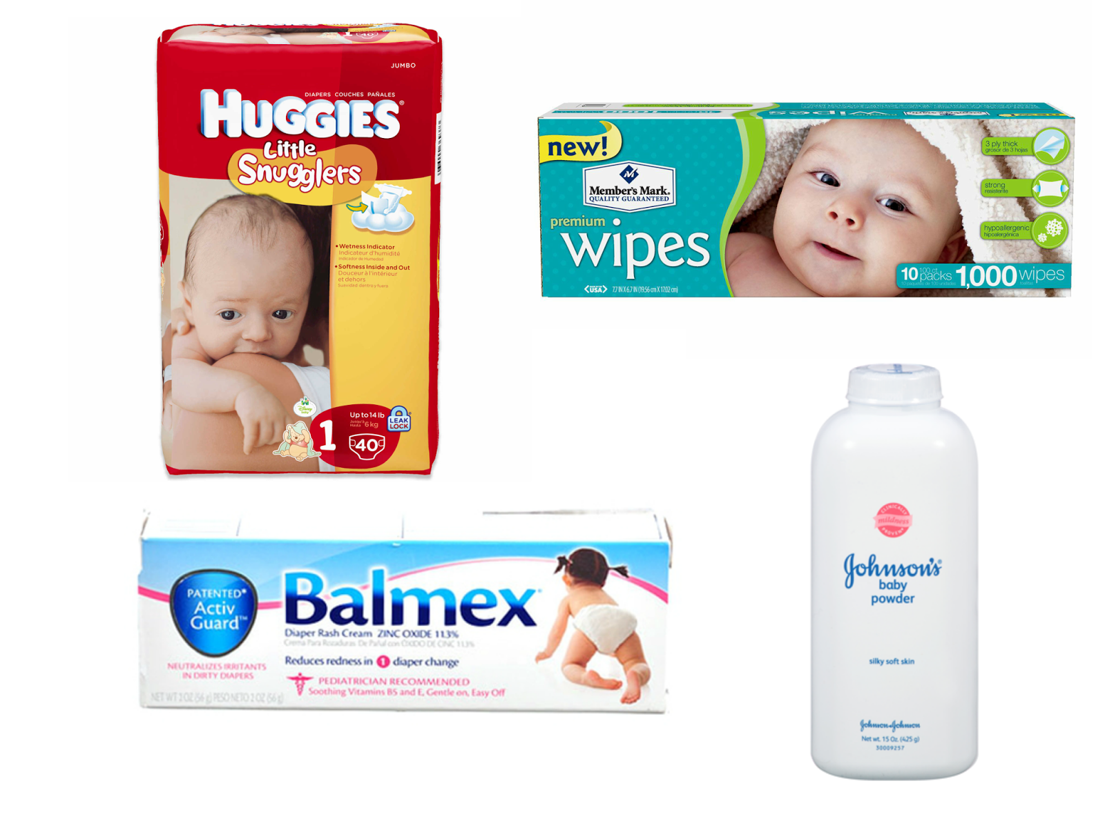 Baby Nappies Constructive 12 Huggies Little Swimmers Nappies Size 2-3 Open Pack