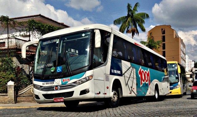 Passagens de ônibus intermunicipais na Região Serrana têm redução de preço