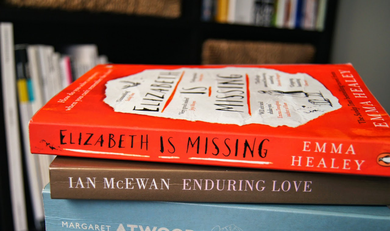elizabeth is missing emma healey book review
