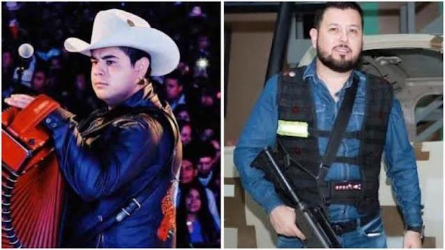 """""""El Chapo Alfredo"""" el narco y papá del cantante Alfredo Olivas al que le dejaron narcomantas e intentaron ejecuttar y remtar en hospital."""