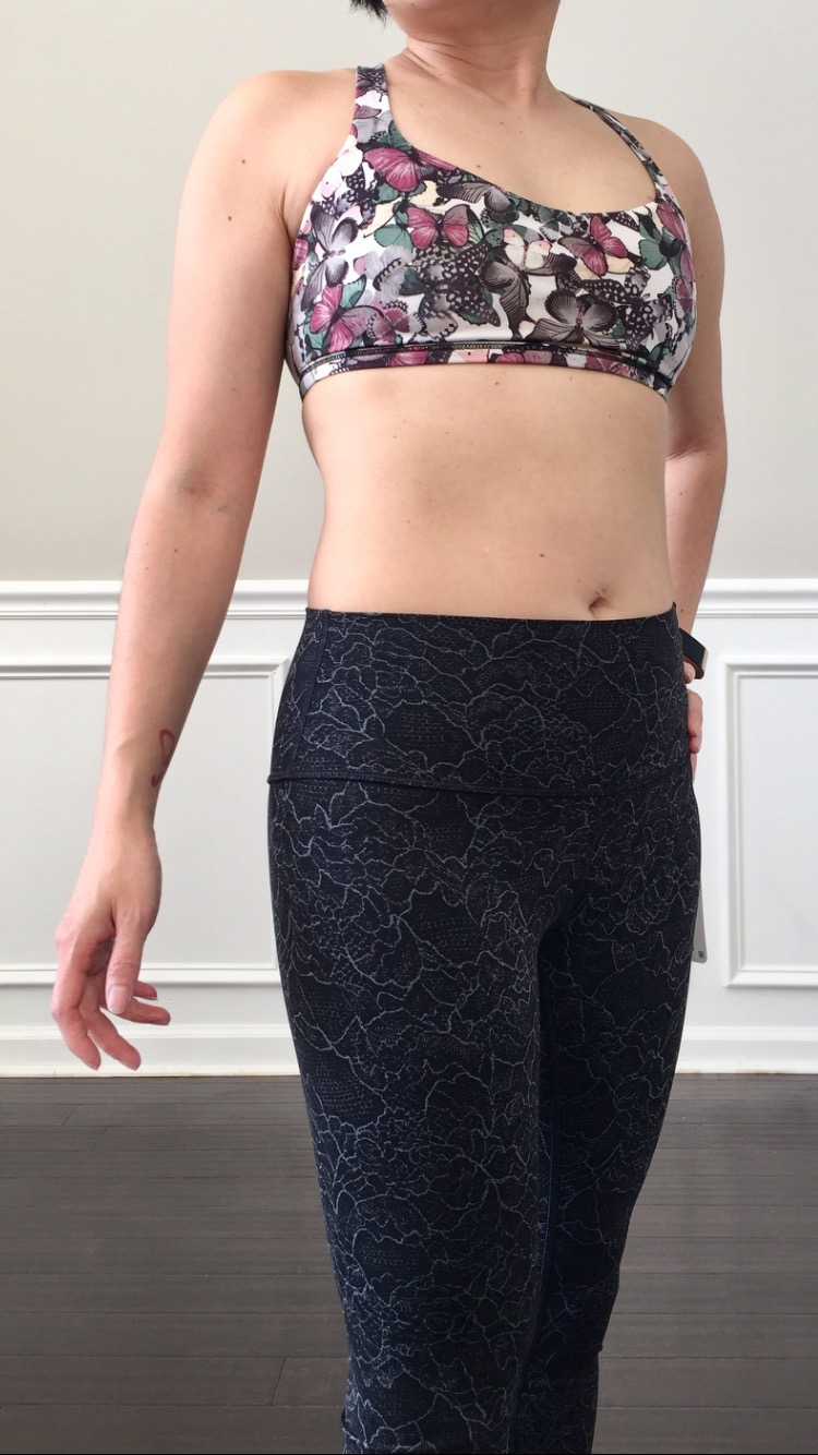 39dc8250c0 Petite Impact  Fit Review Friday! Align Crop
