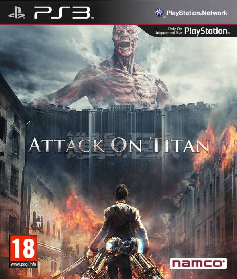 Attack on Titan Wings of Freedom PSN - Download game PS3 PS4 RPCS3