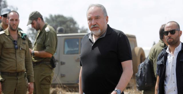 وزير-الدفاع-الإسرائيلي