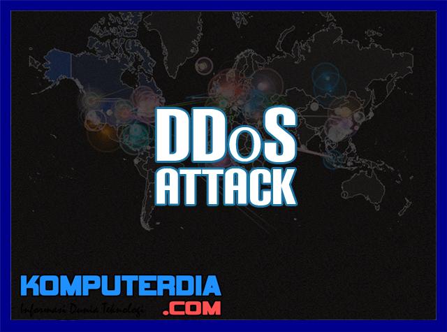 Cara Memulai Meluncurkan Serangan DDoS