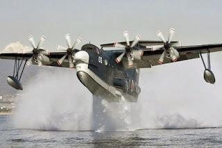 Wuih .. Jepang Menjual Pesawat Amfibi US-2 pada Indonesia - Commando