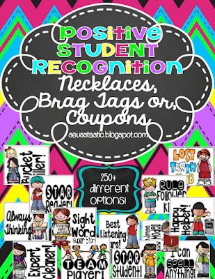 https://www.teacherspayteachers.com/Product/Brag-TagsNecklaces-250-Choices-779404