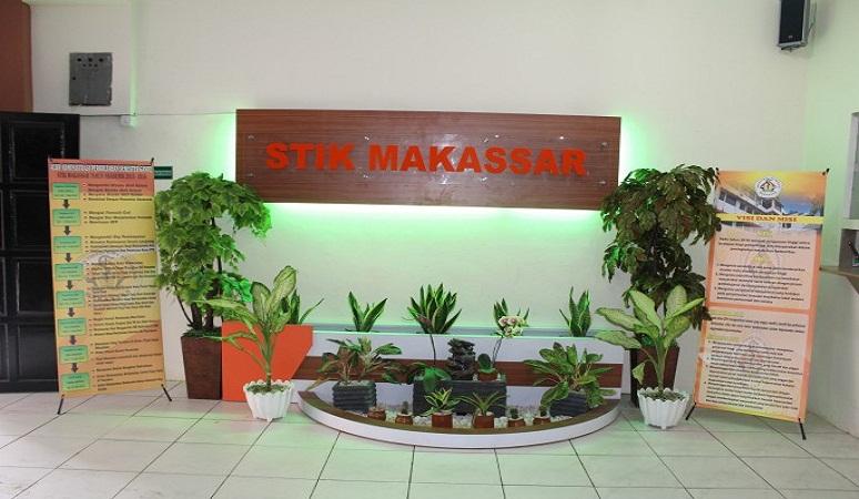 PENERIMAAN MAHASISWA BARU (STIK MAKASSAR) SEKOLAH TINGGI ILMU KESEHATAN MAKASSAR