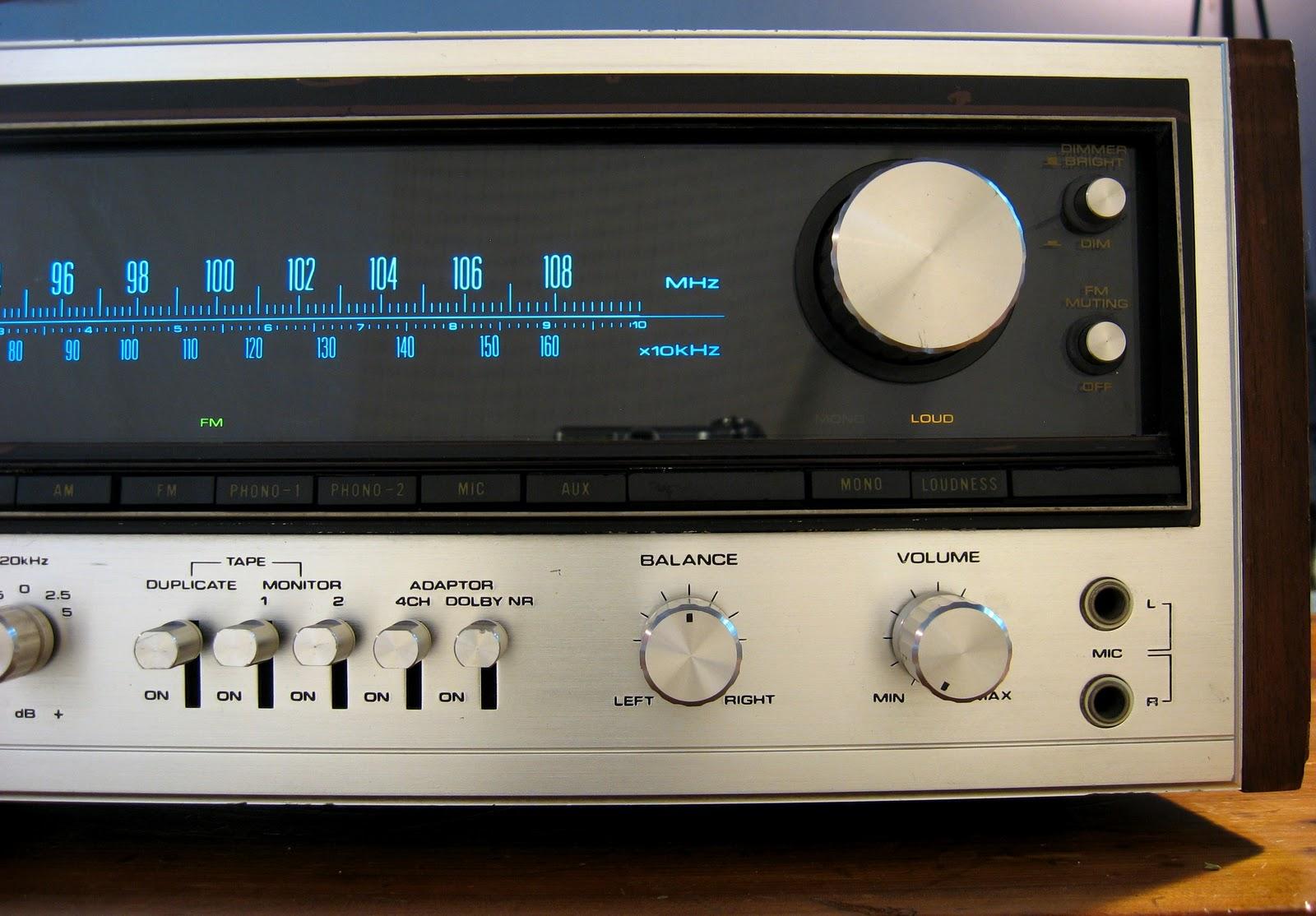matt 39 s vintage audio repair pioneer sx 1010 repair and. Black Bedroom Furniture Sets. Home Design Ideas