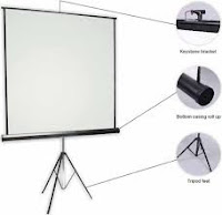 Screen Projector Tripod