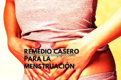 Remedio Casero para Aliviar el Dolor Menstrual