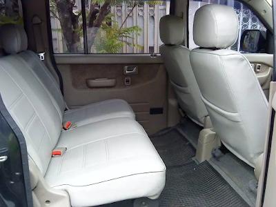 Interior Kabin Mitsubishi Maven