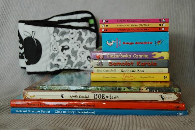 książki dla dzieci pod choinkę książki dla niemowlaka książki dla trzylatka prezent dla dzieci pod choinkę