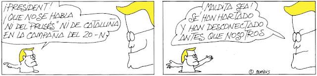 Humor en domingo: Hoy, sin palabras, por descanso del personal.