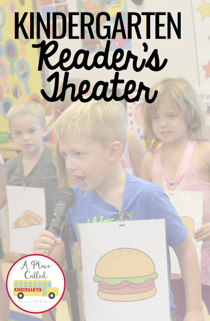 Reader's theater scripts perfect for supporting Kindergarten learners. These reader's theaters help Kindergarten students retell their favorite stories and get them excited about reading.