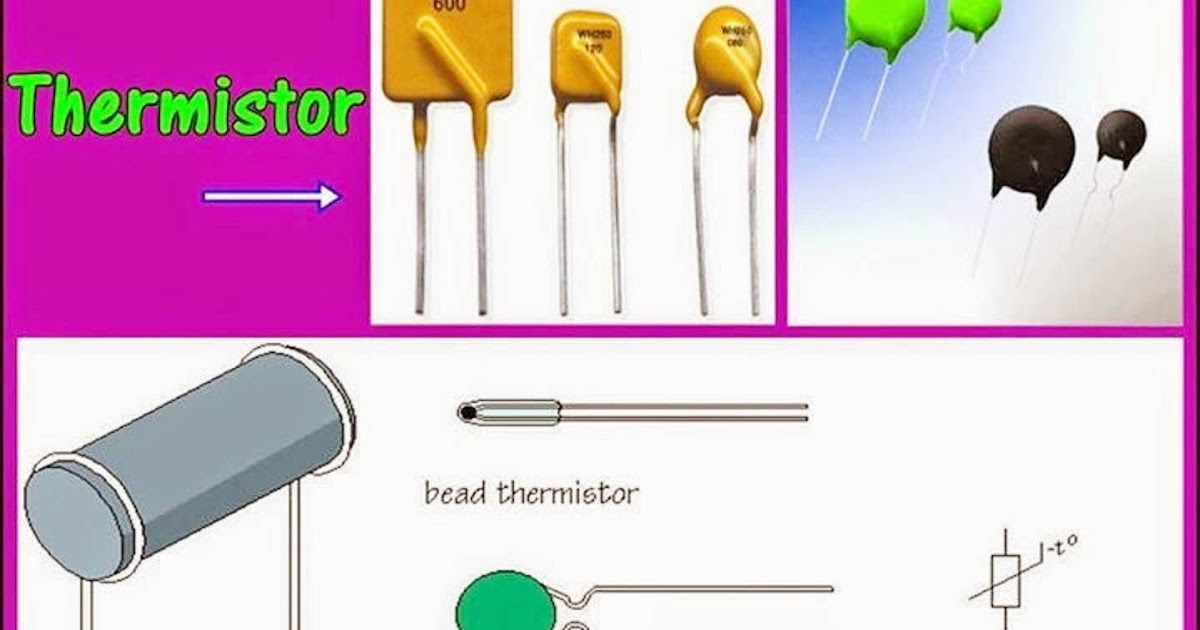 Electrical And Electronics Engineering Thermistor