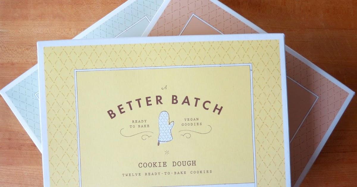The Veracious Vegan: A Better Batch - Cookies