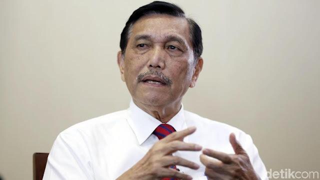 Luhut Sebut SBY Jangan Mendidik yang Muda Untuk Belajar Berbohong