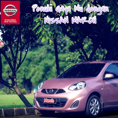 promo nissan march 2018