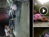 Ayah ini Ajak Anaknya yang Masih Balita Bunuh Diri dan Disiarkan Live di Facebook