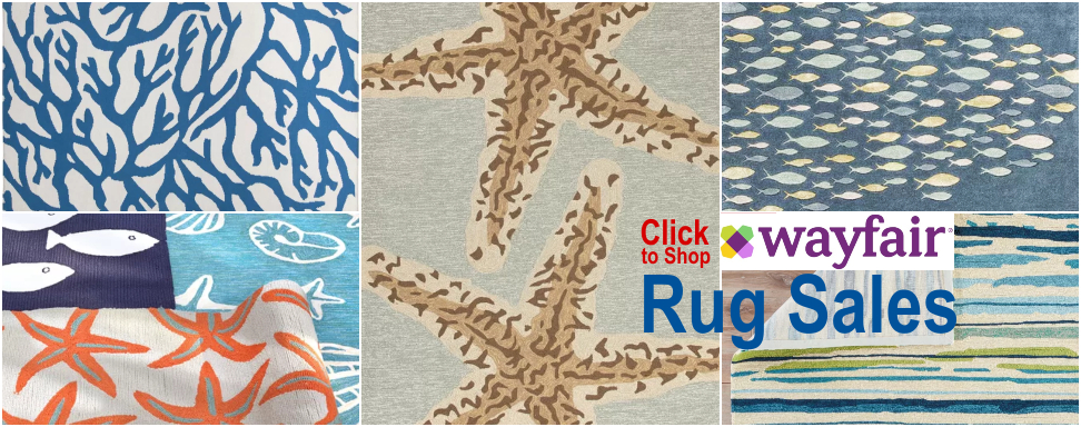 Shop Coastal Rug Sales