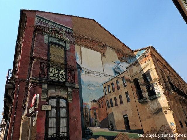 arte urbano, street art, Zamora, Castilla y León