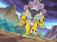 Legendario Raikou