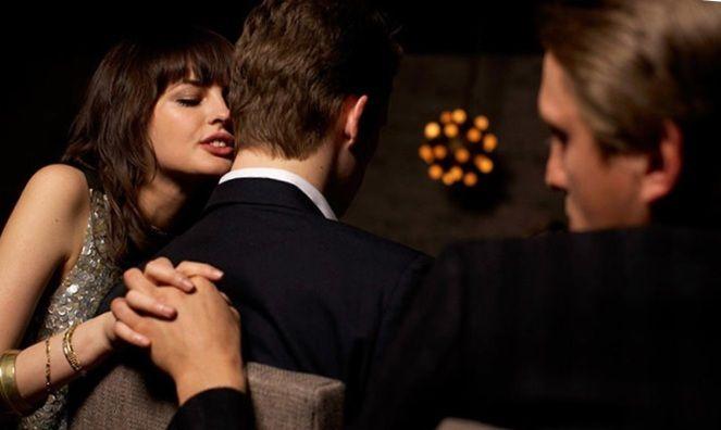 Секс с женатым мужчиной замужней женщине