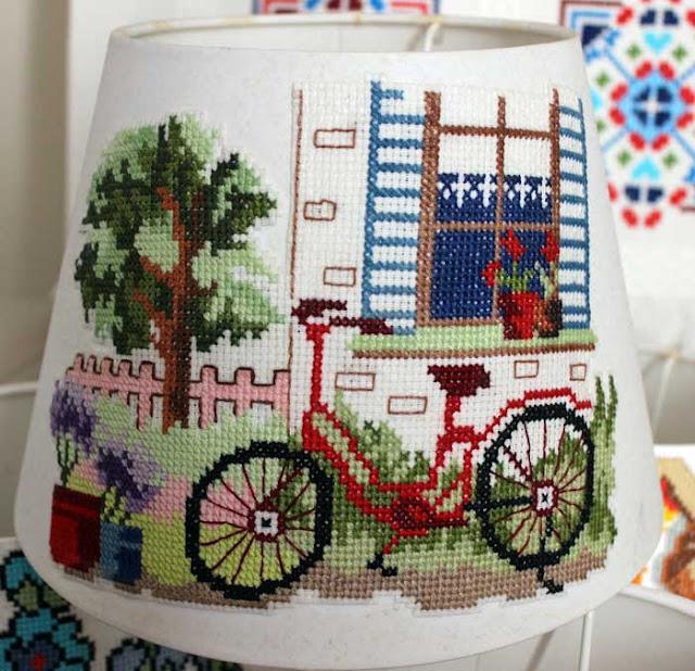bisiklet temalı çarpı işi