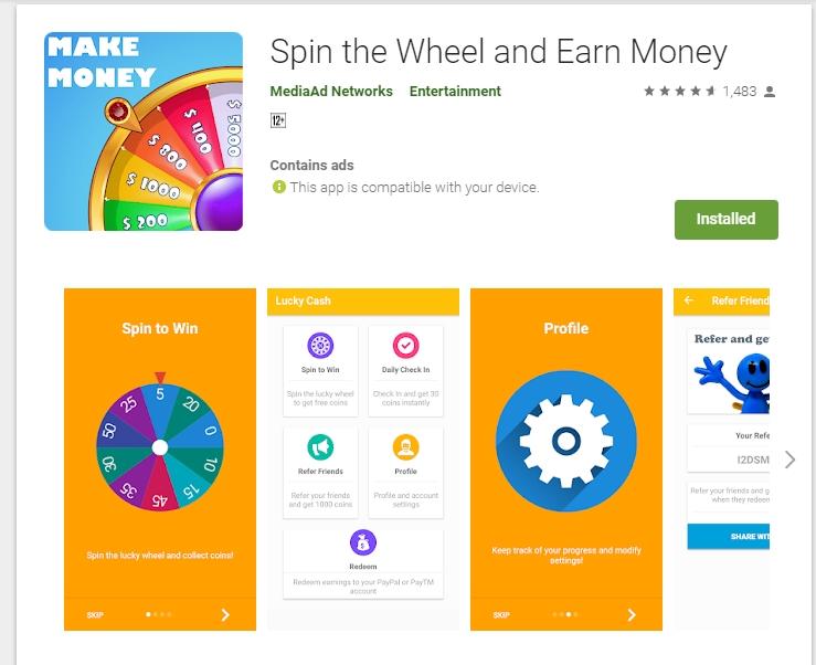 Earn Money Online App Download