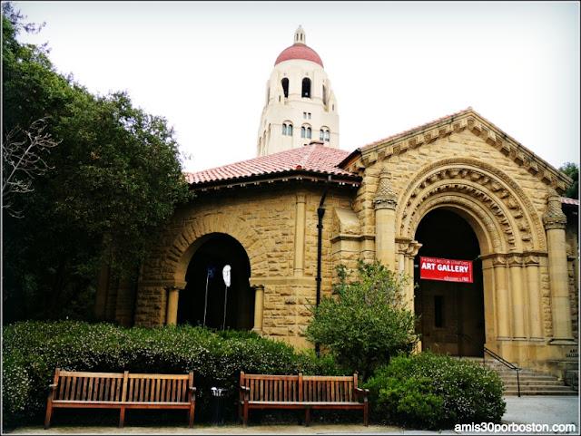 Galería de Arte, Universidad de Stanford
