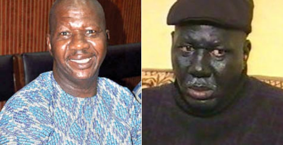 Baba Suwe is dying and his colleagues have abandoned him.