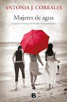 Los libros más vendidos de la semana, Mujeres de Agua
