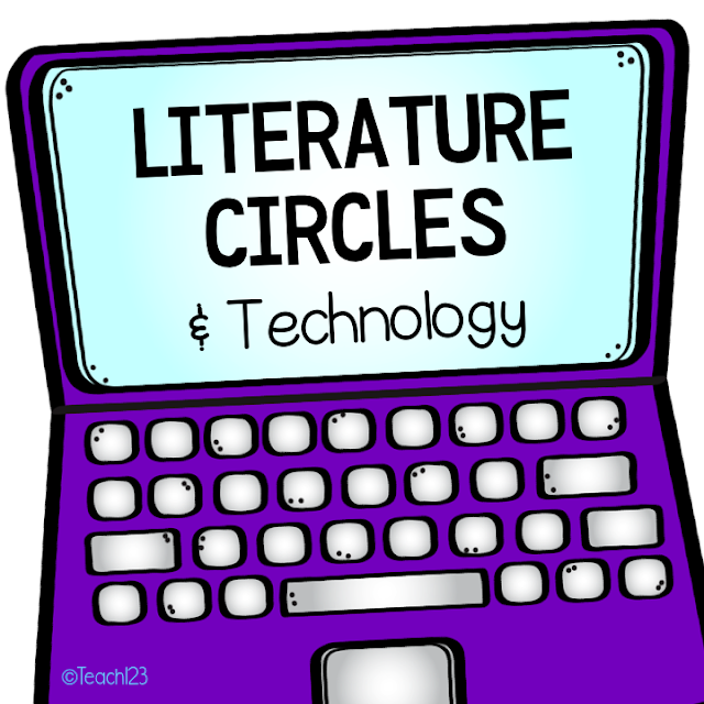 http://www.teach123school.com/2012/01/literature-circle-techie-guru.html